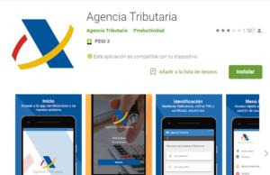 AEAT app IRPF